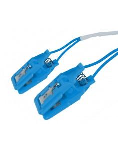 Elektrody uszne SN kabel 1,5 m, wtyk TP 1,5 mm (1 para)