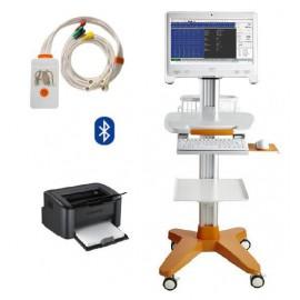 Zestaw kliniczny do próby wysiłkowej - Stres Digital HD+