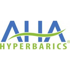 Akcesoria do komory hiperbarycznej firmy AHA