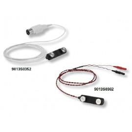 Elektroda barowa (podwójna) wielokrotnego uzytku