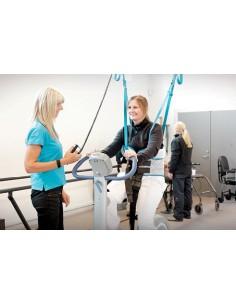 Ergo Trainer - urządzenie do aktywnej rehabilitacji chodu Ergolet