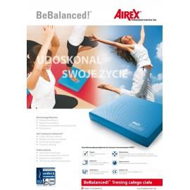 Plan treningowy Airex BeBalanced