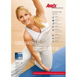Plan treningowy Airex 20 minut fitness