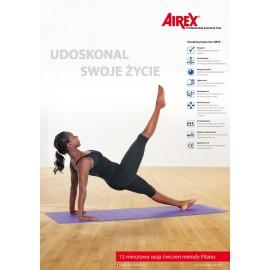 Plan treningowy Airex 12 minut Pilates