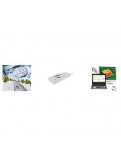 Aparat EEG BIOFEEDBACK 3 kanałowy 2 kanały EEG + Sp02 + HR