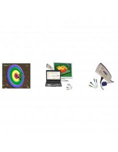 Aparat EEG biofeedback 5 kanałowy - 4 kanaly EEG + Sp02 + HR