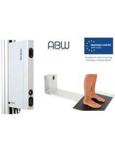 System analizy postawy w 4D ABW Mapper