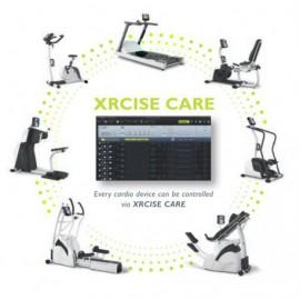 Oprogramowanie XRCISE  CARE Equipment Control