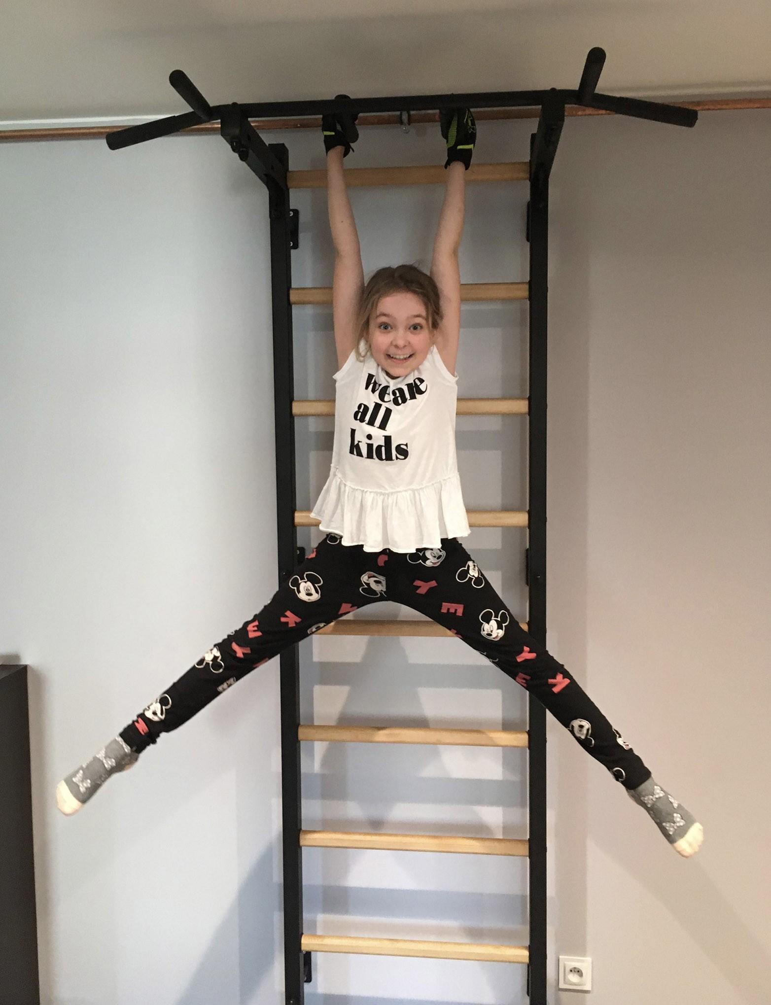Drabinka gimnastyczna